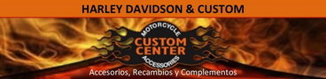 Custom Center-Harley & Custom