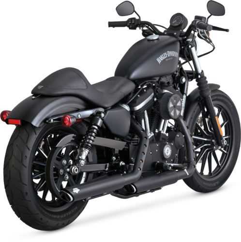 Colas de Escape H-D XL '14-Post - Vance & Hines