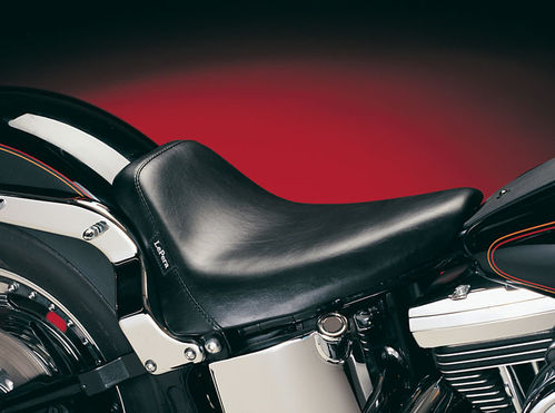 Asiento Solo Bare Bones - H-D Softail '84-'99 - LePera
