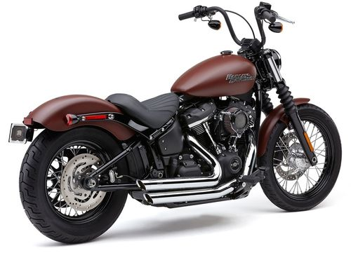 Sistema de Escape - H-D Softail '18-Post. - Cobra USA