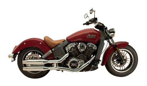 Colas Supertrapp - Indian Scout '15-Post.