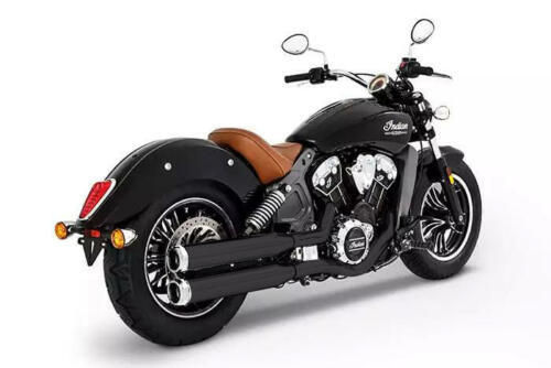Colas de Escape Indian Scout..'15-Post. - Rinehart