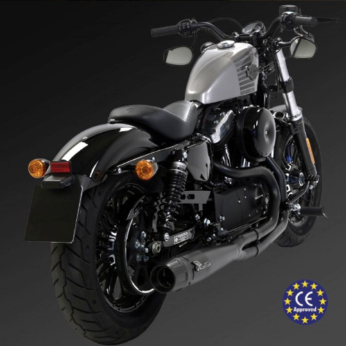 Escape Homologado - H-D XL '04-Post. - Mohican Exhaust