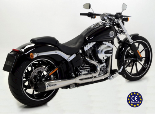 Escape Homologado - H-D Softail '86-'17- Mohican Exhaust