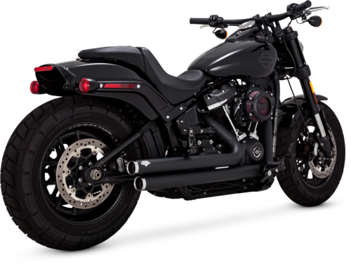 Escape Big Shots - H-D Softail '18-Post. - Vance & Hines