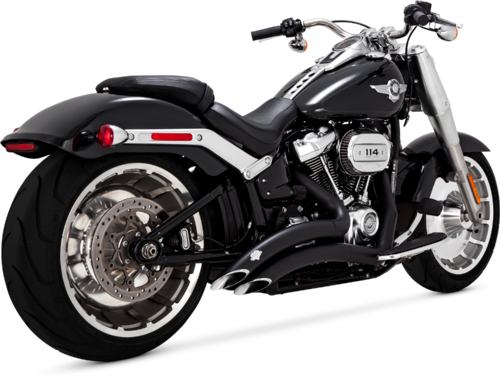 Escape Big Radius - H-D FXBR/FLFB,FXDR '18-Post - Vance & Hines