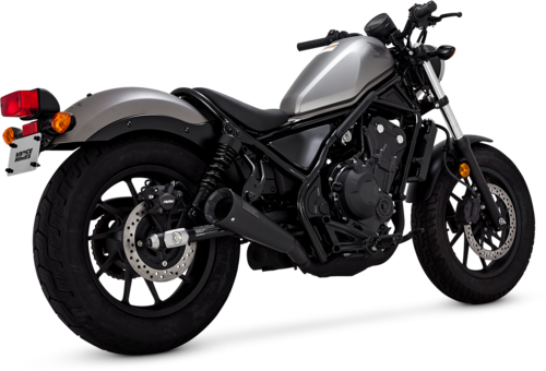 Cola de Escape - Honda Rebel 300/500  '17-Post. Vance & Hines