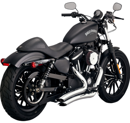 Escape Big Radius - H-D Sportster '14-Post.  - Vance & Hines