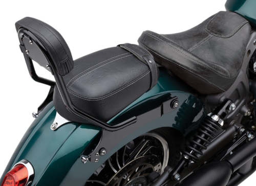 Respaldo Desmontable - Indian Scout '15-Post. (con asiento solo y taco) - Cobra USA